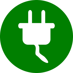 Elektrische Fahrradpumpe